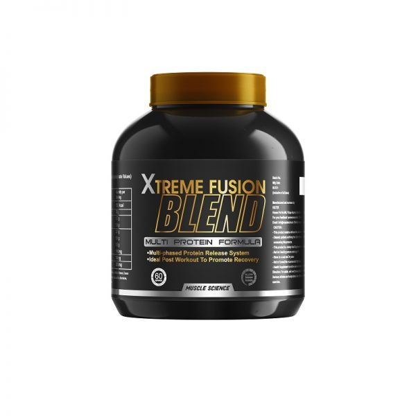 Muscle Science Xtreme Fusion Blend