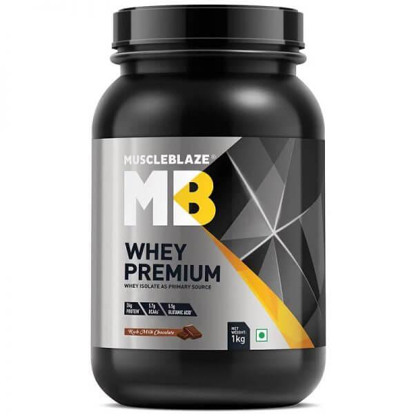 Muscleblaze Whey Premium 2.2lbs