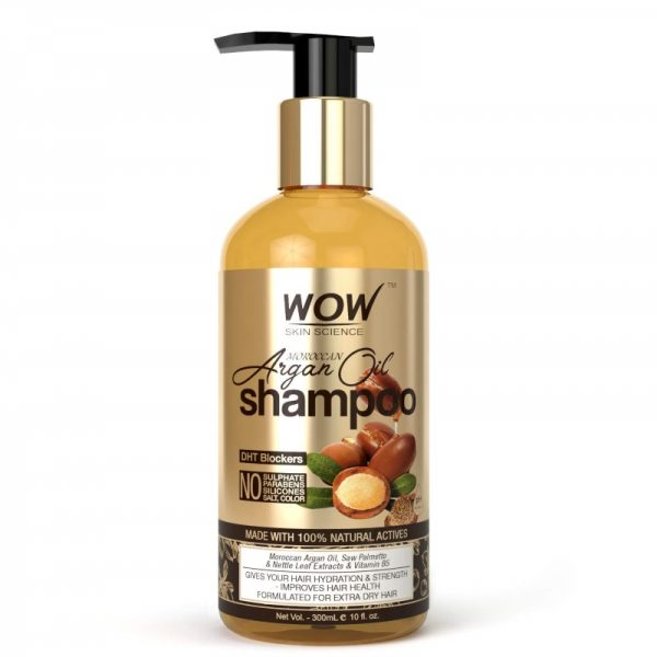 WOW 10in1 Agran Oil Shampoo