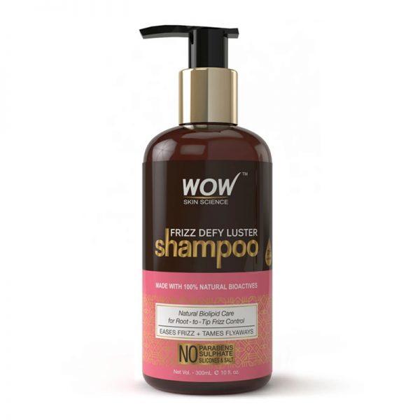WOW Frizz Devy Luster Shampoo